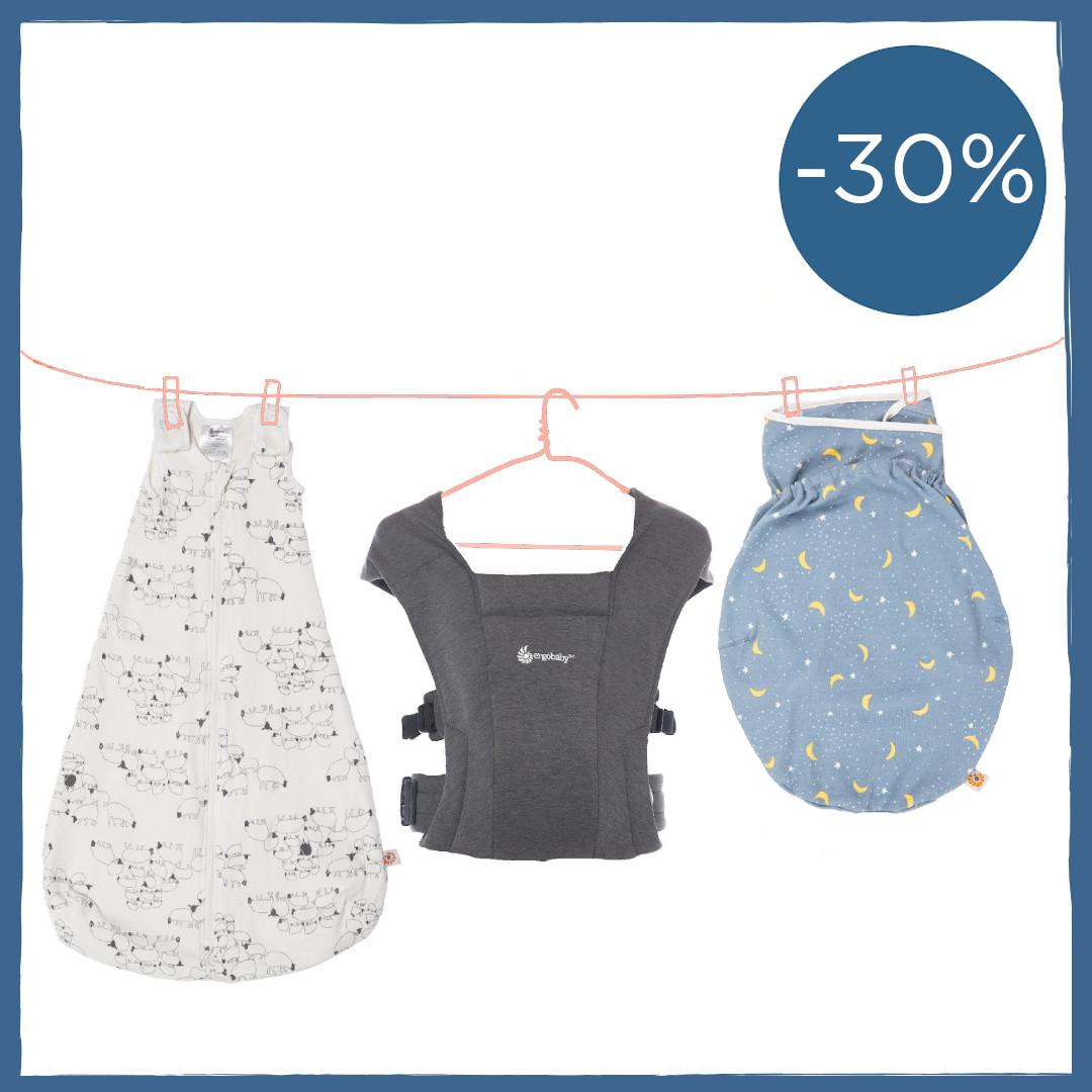 Ergobaby Newborn Bundle - 30% off