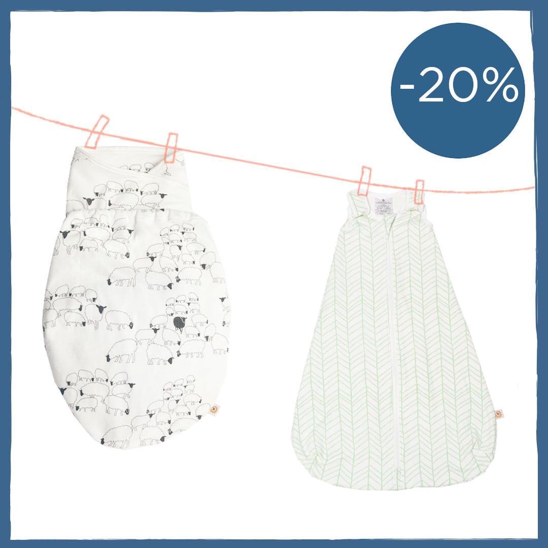 Ergobaby Sleep Bag Bundle - 20% off